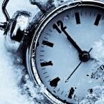 Premik ure na zimski čas 2016