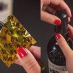 Kondom za vinsko steklenico Wine Condoms