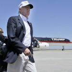 Predelan Boeing 757-200: privatno letalo Donalda Trumpa