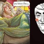 Ilustracije - Donald Trump
