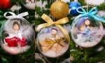 Slovenski ročno izdelani božični okraski T fairytale