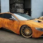 'Rjasti' BMW i8