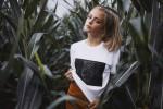 Challky - kratka majica z ustvarjalno površino