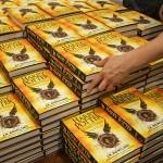 Knjiga Harry Potter in otrok prekletstva