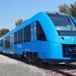 Coradia iLint – brezemisijski vlak na vodikove celice