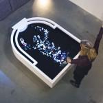 Kinetična instalacija Plastični odsev