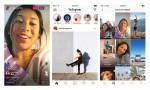 Instagram zdaj tudi z izginjajočo vsebino in prenosi v živo.