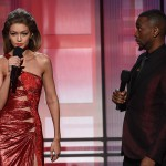 Gigi Hadid se norčuje iz Melanie Trump
