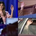 Melania Trump kot prva ameriška predsednica v oglasu za znamko Mura.