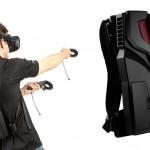VR-nahrbtnik MSI VR One