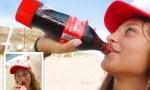 Selfi plastenka Coca-Cola