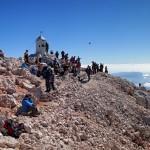 Triglav je zdaj visok 2863 metrov