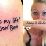 Napačno črkovani tatuji