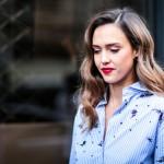 Ženske pričeske 2017: barva las tigrovo oko