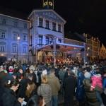Božični koncert pred magistratom 2016