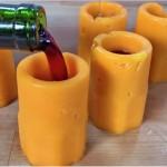 Sirovi kozarčki za vino