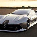 Mercedes-Benz 2040 W196R Streamliner