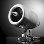 Kavni avtomat Aviatore Veloce Turbojet 100
