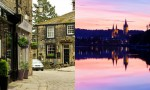 osupljive angleške vasice