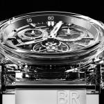 Ročna ura Bell & Ross BR-X1 Tourbillon Sapphire