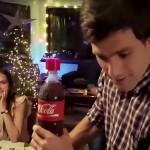 Sporočilo v Coca-Coli.