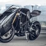 Motocikel MV Agusta Ballistic Triden