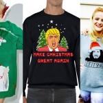 norčavi božični puloverji