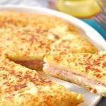 Recept - krompirjeva omleta