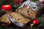 Recept - božični sadni kruh