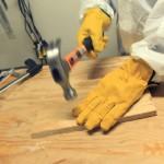 Delovne rokavice Mark VIII