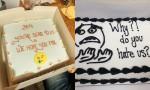 Posloviln torte za tiste s smislom za humor