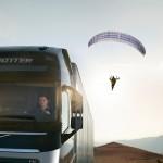 The Flying Passenger - Volvo FH