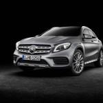 Novi Mercedes GLA (2017)