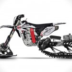 Christini II-Track Snow Bike