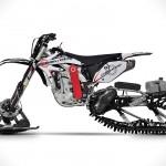 Christini II-Track Snow Bike