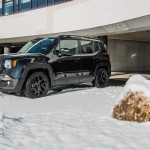 Jeep Renegade - Dawn of Justice