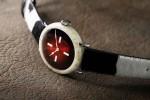 Ročna ura is sira Swiss Mad (H. Moser & Cie)