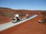 Gradnja ceste Avstralija