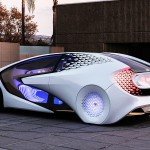Konceptno vozilo Toyota Concept-i