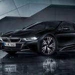 BMW i8 Protonic Frozen Black