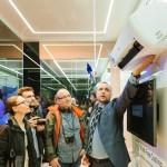 Klimatska naprava Samsung Wind-Free