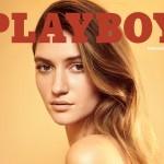 Playboy vrača goloto na prvo stran