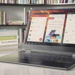 Prenosni računalnik 2 v 1 Lenovo Yoga A12