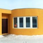 Prva stanovanjska hiša natisnjena s 3D tiskalnikom