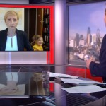 Parodija na BBC-jev intervju