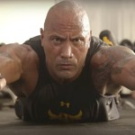 Dwayne Johnson - trening