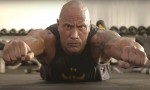 Dwayne Johnson - trening