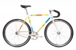 Fixie The Simpsons x State Bicycle Co. Bike