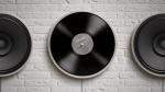 Gramofon Wheel