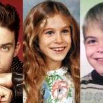 Zvezdniki kot otroci